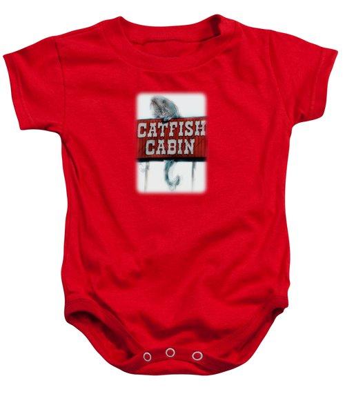 Catfish Cabin  Baby Onesie