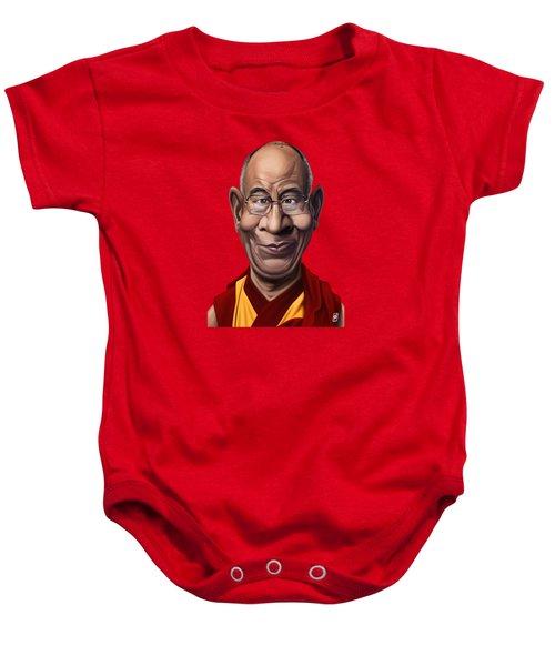 Celebrity Sunday - Dalai Lama Baby Onesie