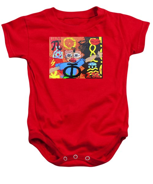 Children Of Ascension Baby Onesie