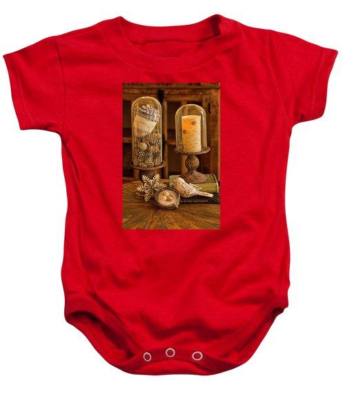 Cloches De La Nature Baby Onesie