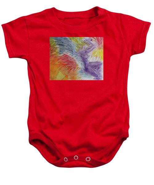 Color Spirit Baby Onesie