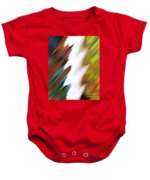 Colors Of Water Baby Onesie