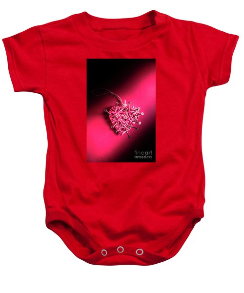 Corrosion Of Emotion Baby Onesie