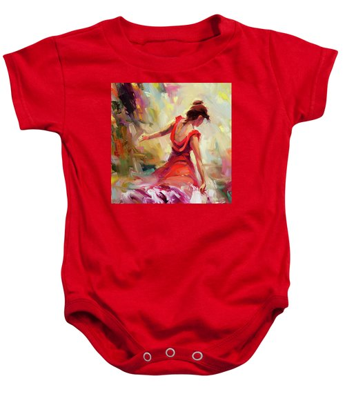 Dancer Baby Onesie