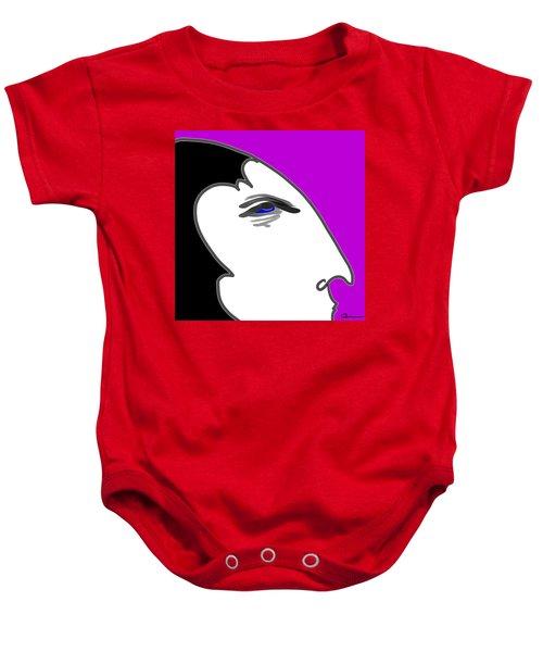 Dark Prince Baby Onesie