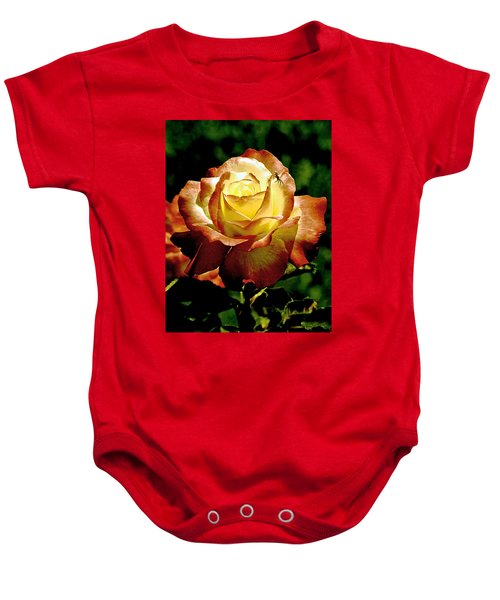Deadly Beauty Baby Onesie