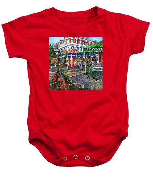 Decatur Street Baby Onesie