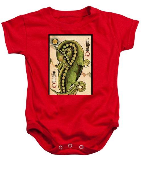 Dragon Dragon Baby Onesie