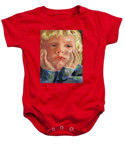 Dreamer Baby Onesie