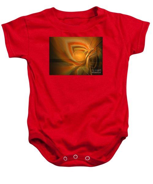 Equilibrium - Abstract Art Baby Onesie