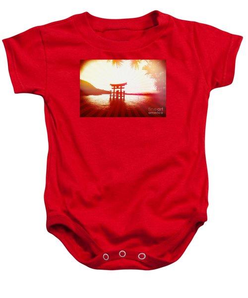 Eternal Japan Baby Onesie