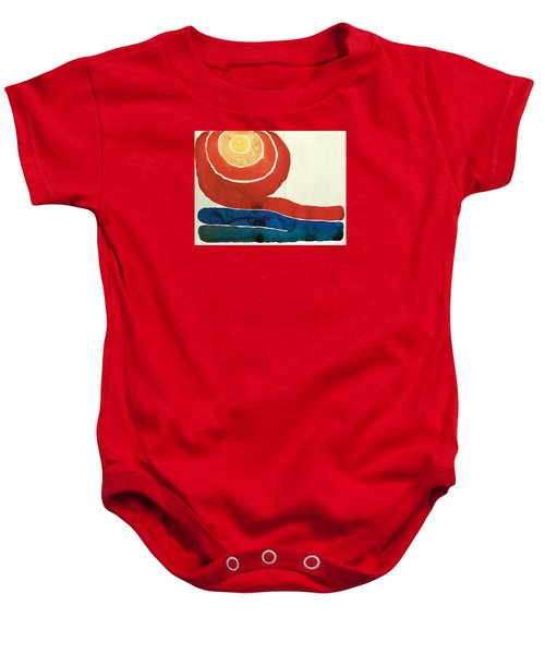 Evening Star IIi Baby Onesie