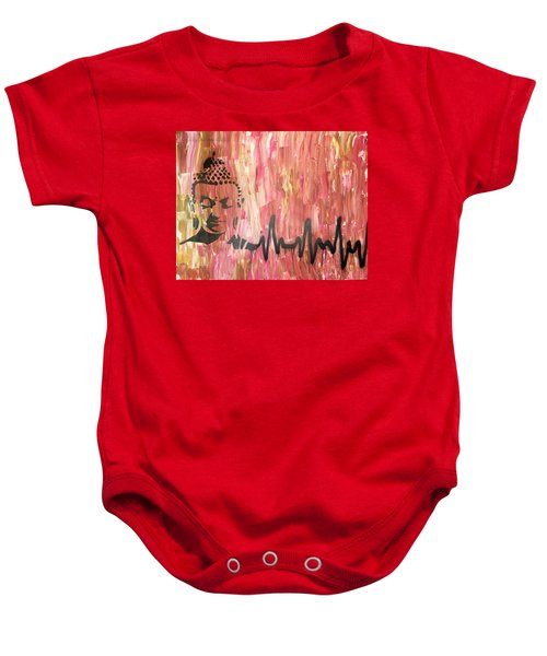Everything Is Energy Baby Onesie