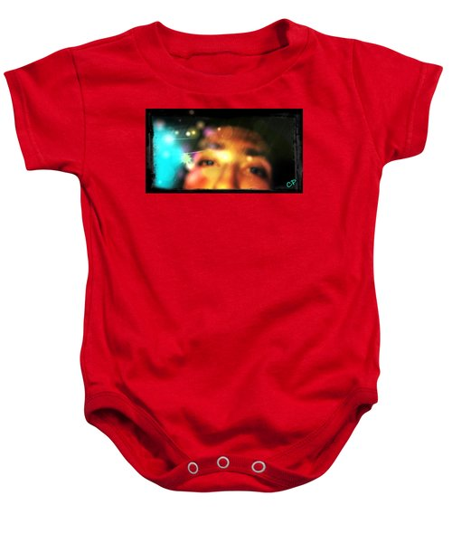 Eyes To The Soul Baby Onesie