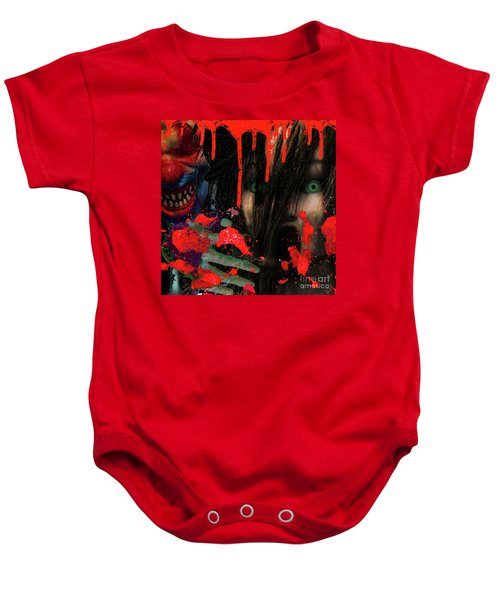 Face Your Fears Baby Onesie