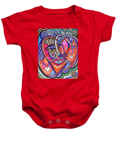 Faces Of Hope Baby Onesie
