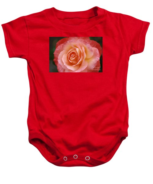 Baby Onesie featuring the photograph Florange by Stephen Mitchell