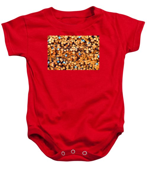 Future Two By Fours Baby Onesie