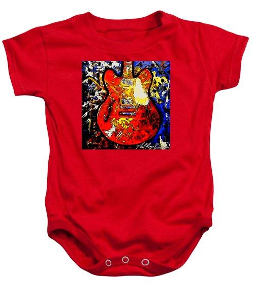 gibson ES-335 rework Baby Onesie