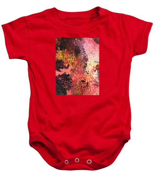 Ganesh In The Garden Baby Onesie