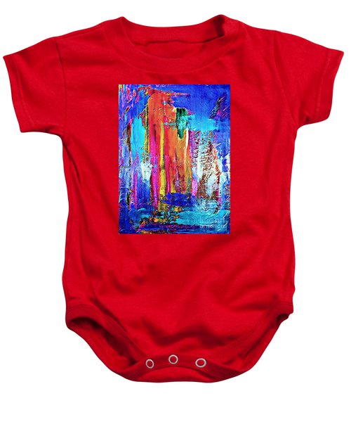 Good Things Are Coming Baby Onesie