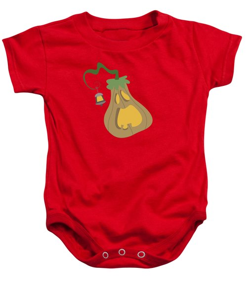 Halloween Cartoon 02 Baby Onesie