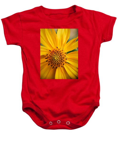 Heart And Soul Baby Onesie