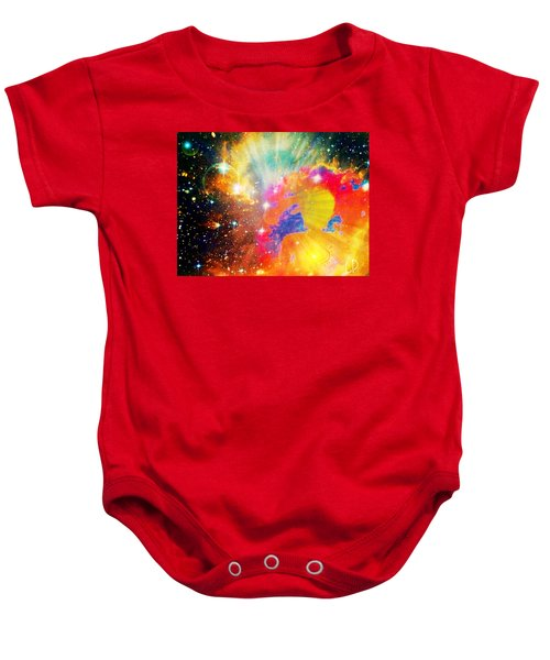Higher Perspective Baby Onesie