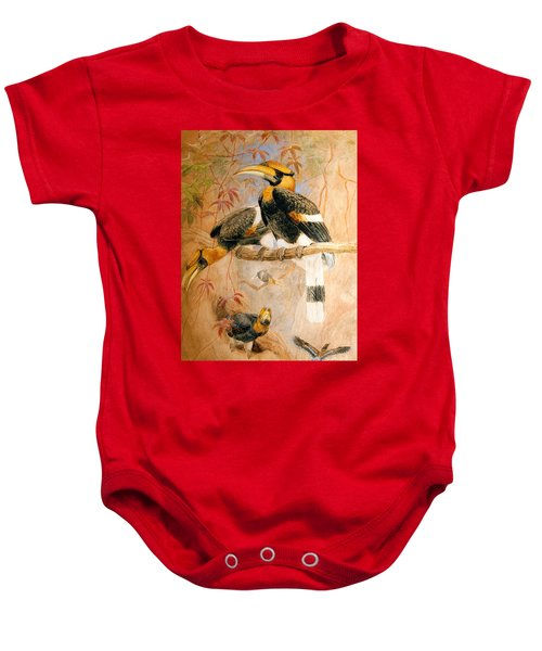 Hornbill  Baby Onesie