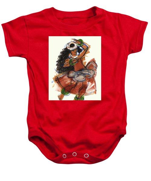Hula Puna Baby Onesie