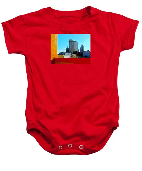 I Came For The Salsa Baby Onesie