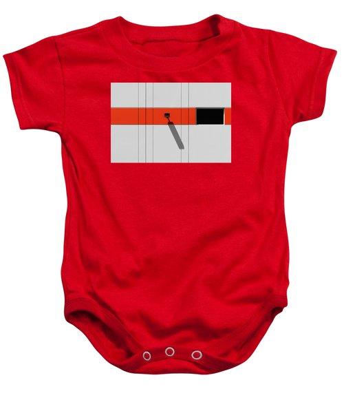 Industrial Minimalism 33 Baby Onesie