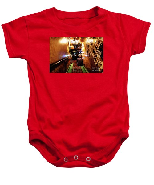 Jazz Club Baby Onesie