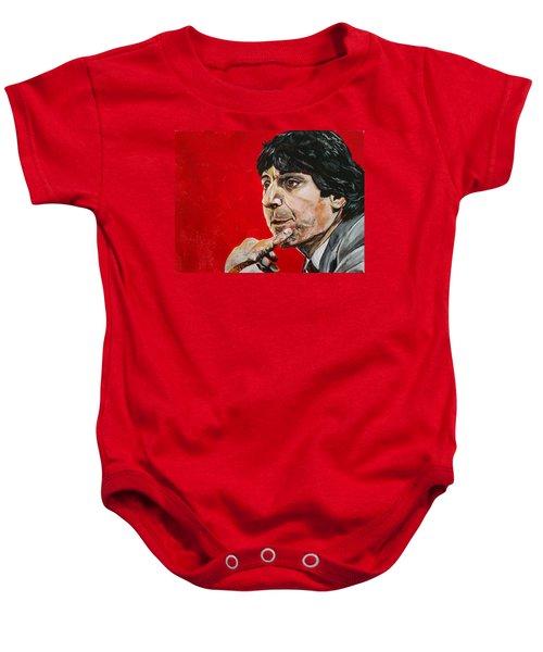 Jimmy V Baby Onesie