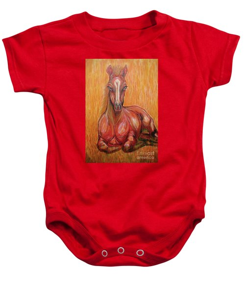 Journeyscape-dawn Of Awareness Baby Onesie