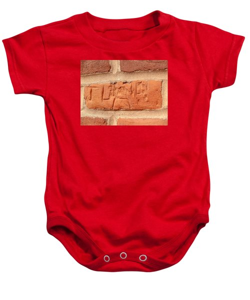 Just Another Brick In The Wall Baby Onesie