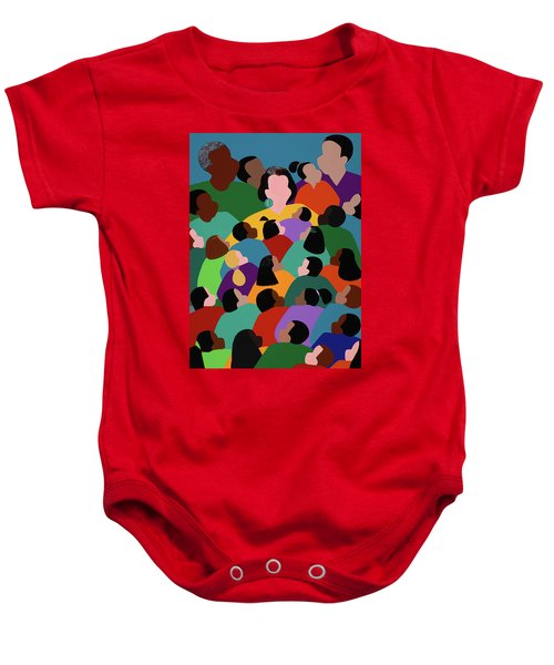 Keeper Of The Flame Baby Onesie