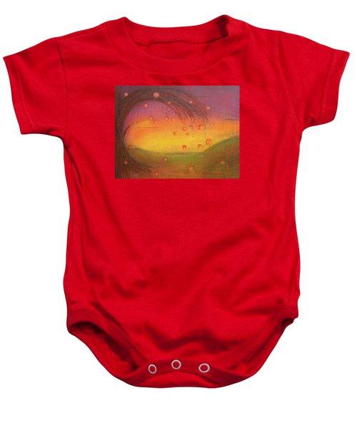 Late Fall - Tree Series Baby Onesie