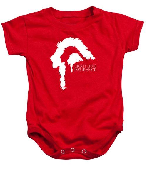 Liberty Lions Logo Baby Onesie