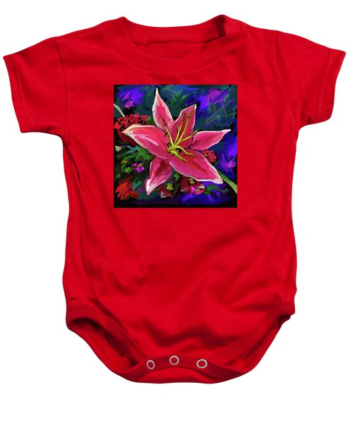 Lily Baby Onesie