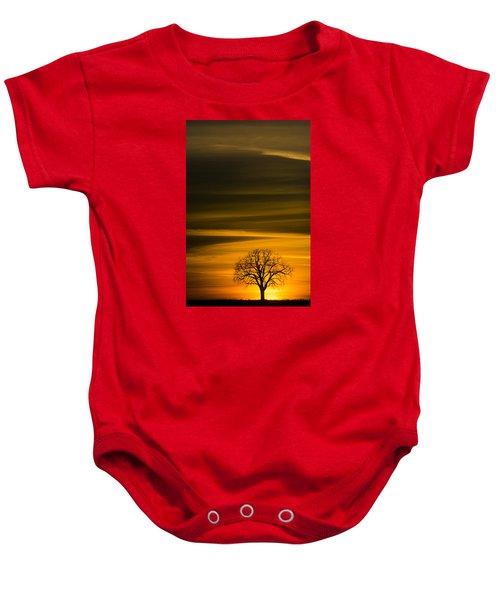 Lone Tree - 7064 Baby Onesie
