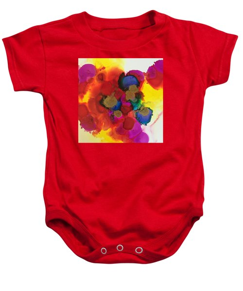 Love Is Everywhere  Baby Onesie