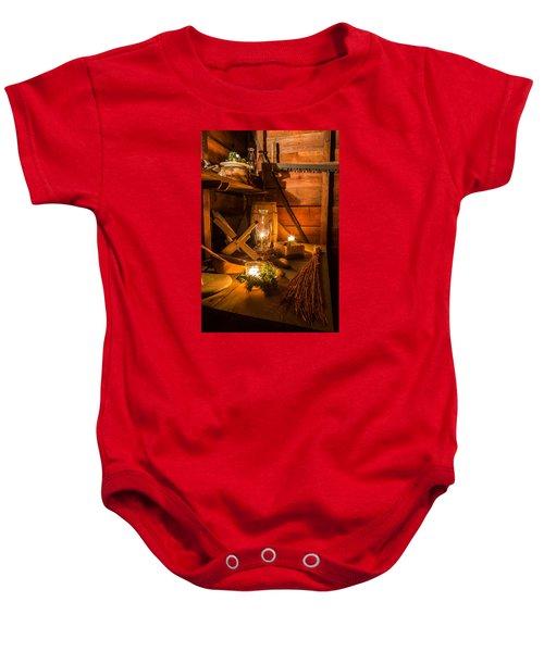 Lucky Joe-1 Baby Onesie