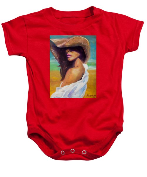 Made In The Shade Baby Onesie