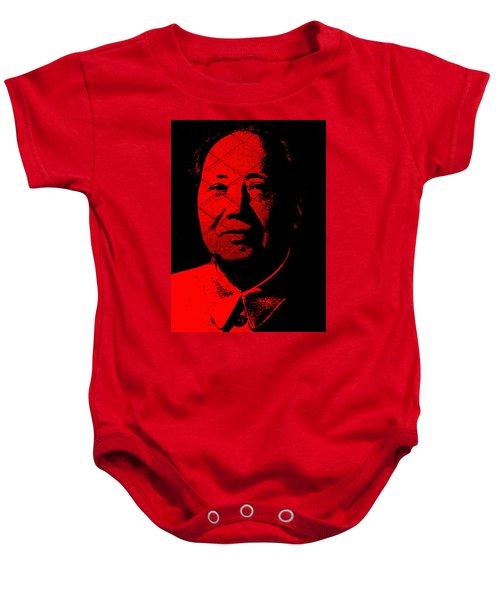 Mao 1 Baby Onesie