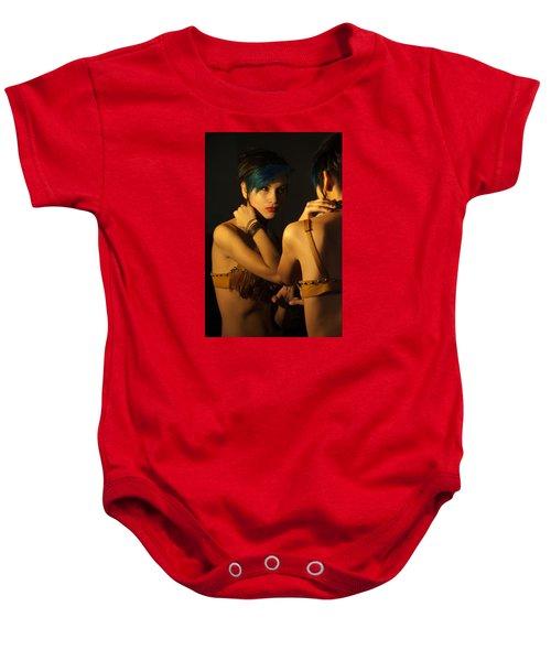Mona 3 Baby Onesie