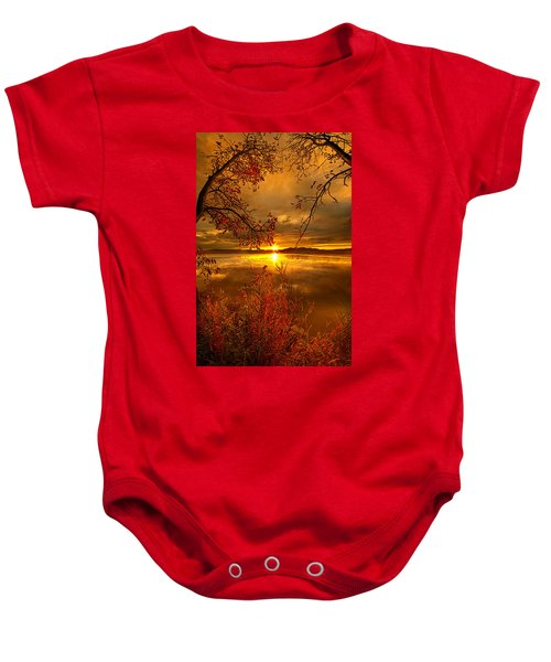 Mother Nature's Son Baby Onesie