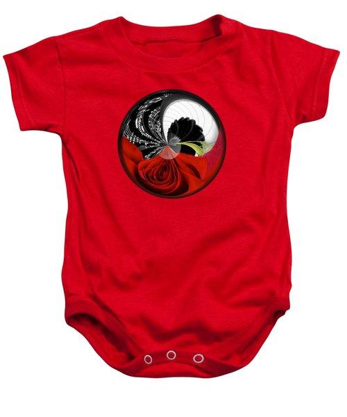 Music Orbit Baby Onesie
