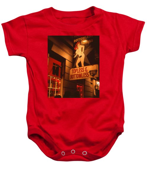 New Orleans Topless Bottomless Sexy Baby Onesie