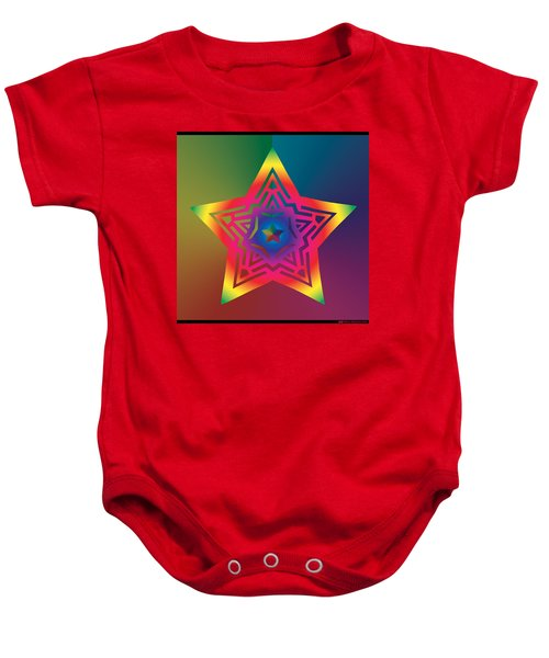 New Star 1a Baby Onesie
